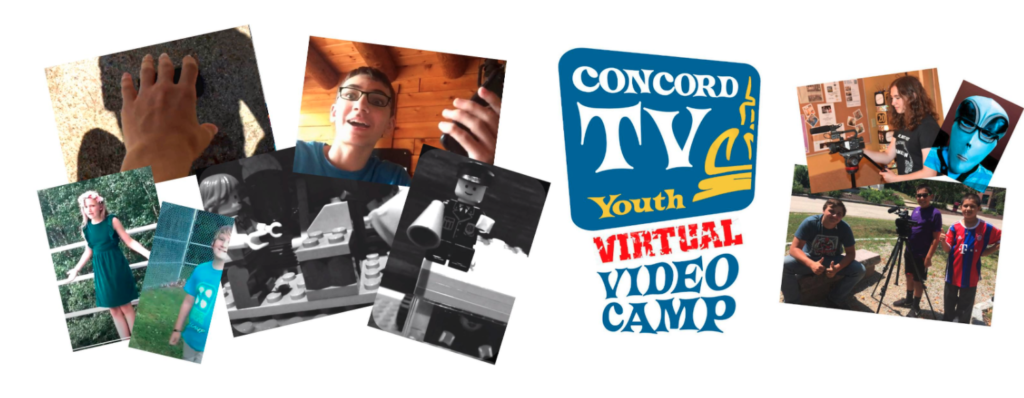 virtual video camp banner